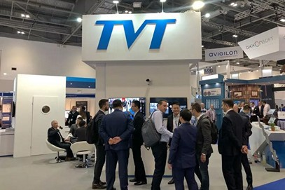 TVT Face Solution and NVMS2.0 Lights up IFSEC International 2018