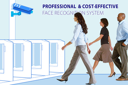 Professional & Cost-Effective face recognition system
